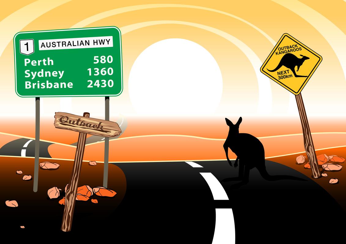Australian Outback Guide  Caravan RV Camping