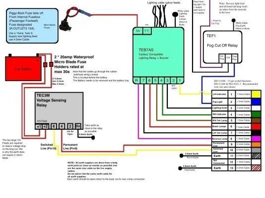 lunar caravan wiring diagram