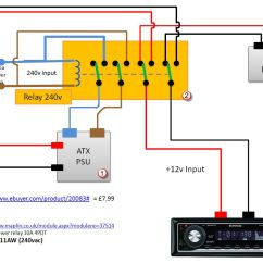 Caravan Wiring Diagram 240v Wire 2 Lights To 1 Switch Different From E Two Wires For Library