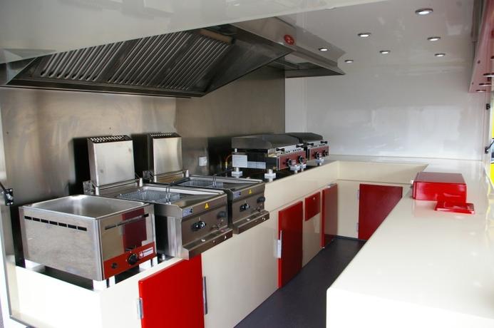 cuisine design rotissoire