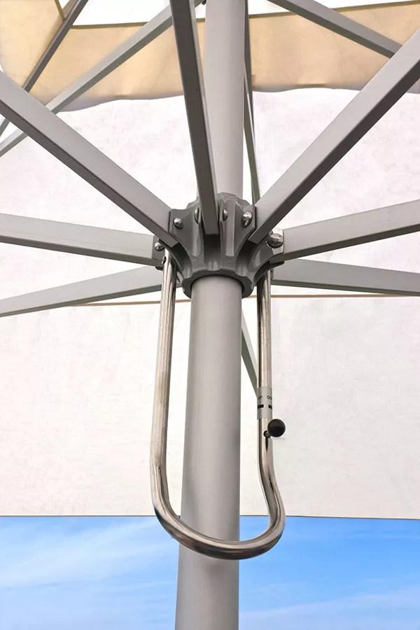 Sonnenschirm Supremo Easy Lift System
