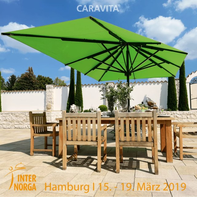 Internorga 2019 Caravita