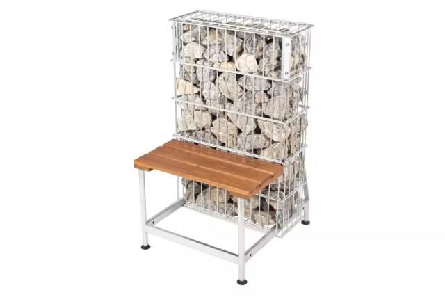 Multicube Gabione Sitzbank