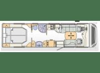 Concorde Charisma 920 G als Integrierter in Polch bei