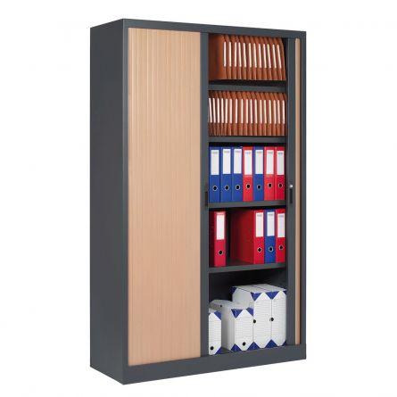 armoires de bureau a rideaux