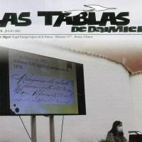 Asesores del periódico  Las Tablas de Daimiel