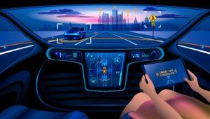 Miten uudet itseajavat autot voivat muuttaa nettikäyttäytymistä?