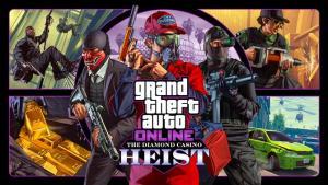 Kasinotoimintaa videopelissä – GTA: Online