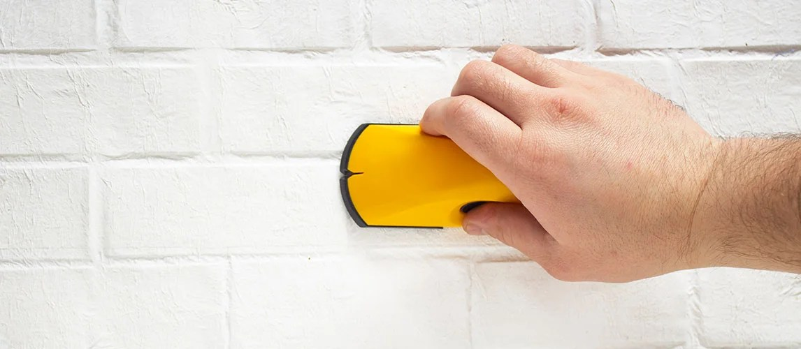 How To Find A Stud In A Wall Without A Stud Finder