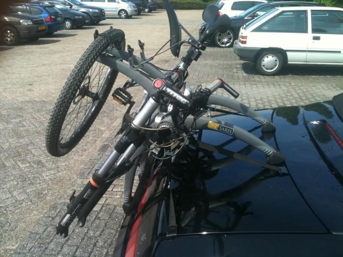 Alfa Romeo Spider Bike Rack Bicycle Carrier Car Bike