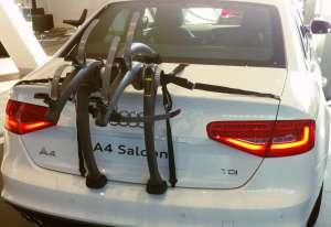 Audi A4 Bike Rack