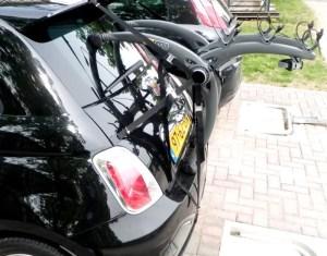 Fiat 500 Bike Carrier