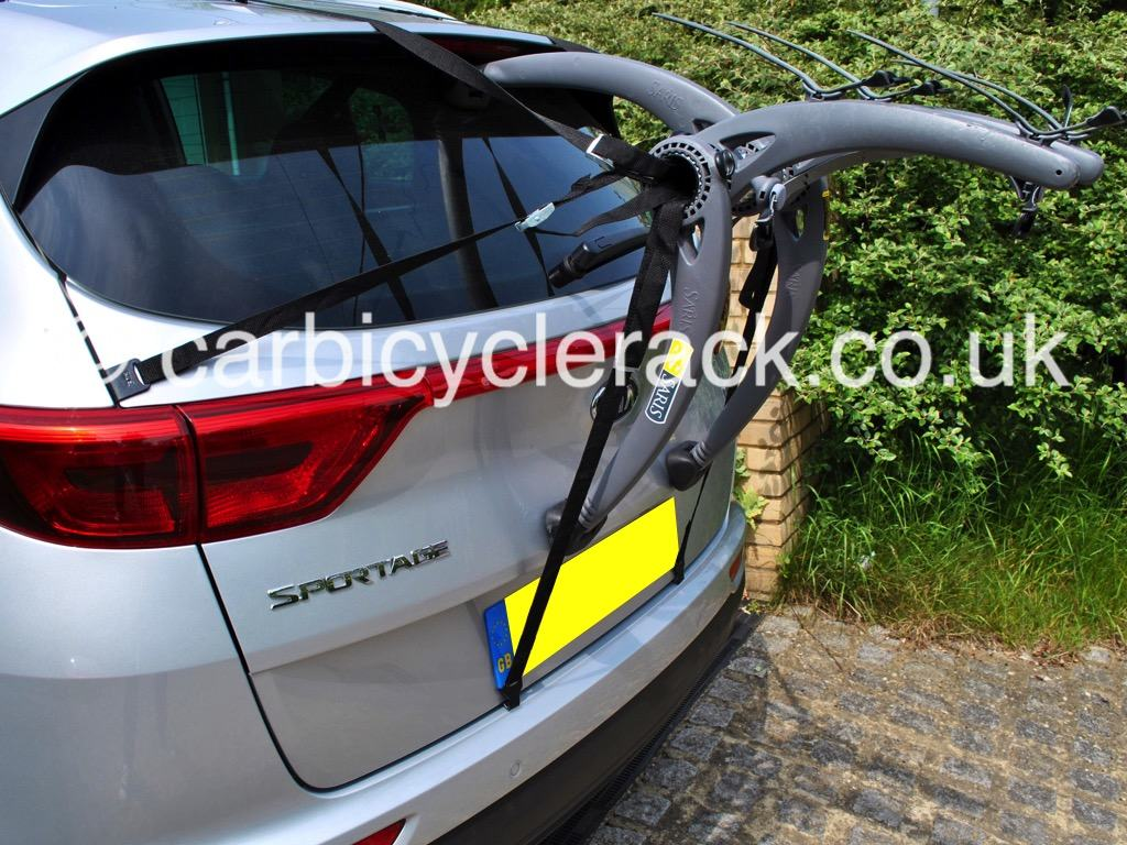 Kia Sportage Bike Rack 2005 2016 Does Not Fit Current