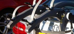 Car Bicycle Rack Strap Details