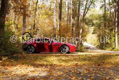 Aston Martin Bike Rack