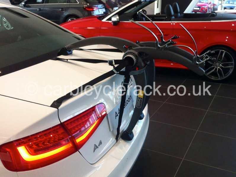 Audi A4 Saloon Bike Rack