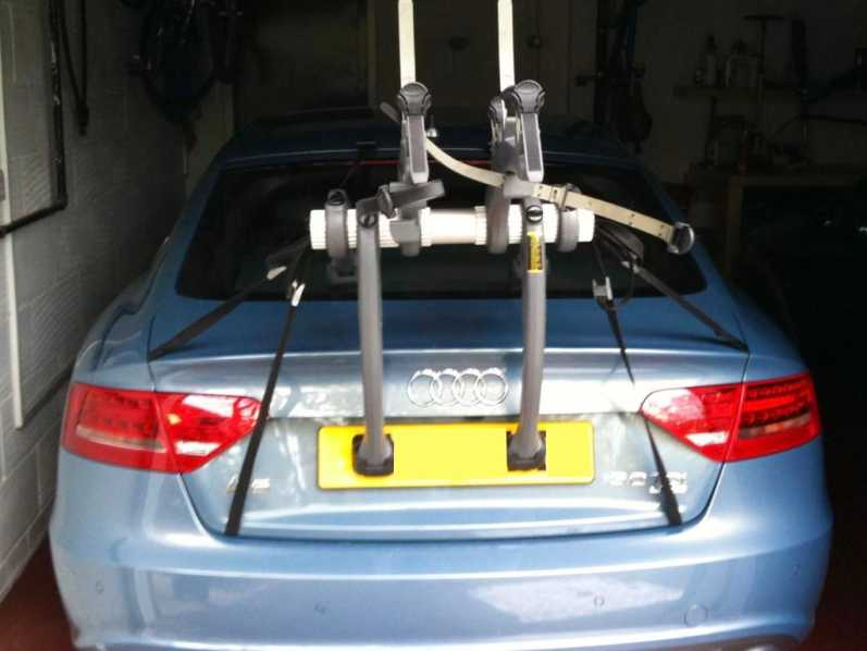 Audi A5 Coupe Bike Rack