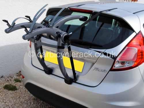 Nissan hatchback bike rack