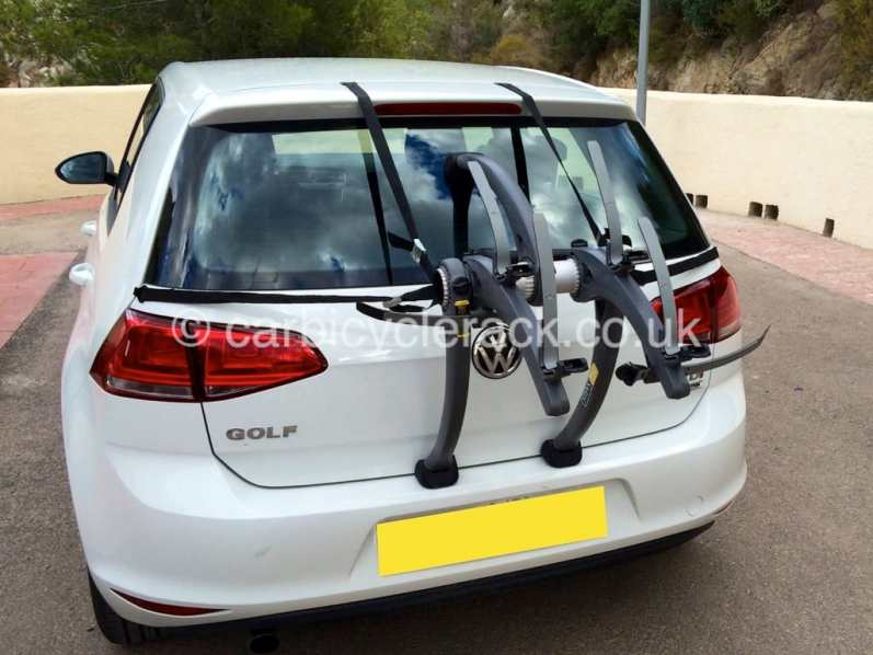 vw golf estate bike rack