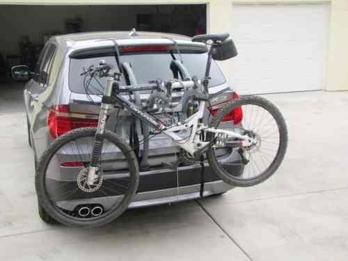 nissan juke bike rack