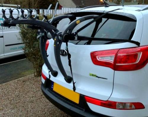 Volvo XC60 Bike Rack