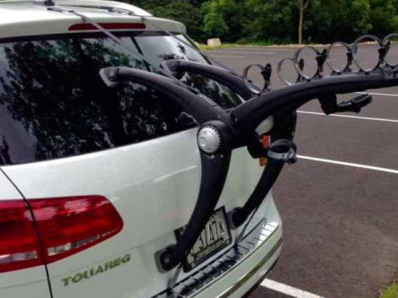 vw bike rack