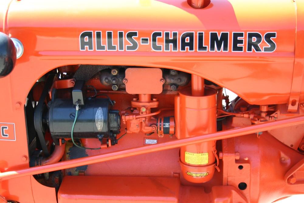 medium resolution of allis chalmers 2 detail