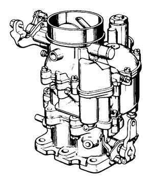 Zenith 13804 Carburetor Kit, FLoat and Manual