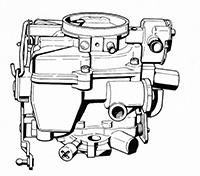 CK391 carburetor kit for Holley 1940