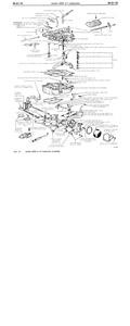 Carburetor service manuals