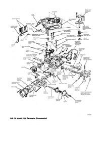 Carburetor kits, parts and manuals