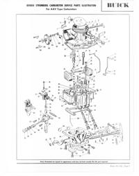 CK4331 carburetor kit for Stromberg AAV