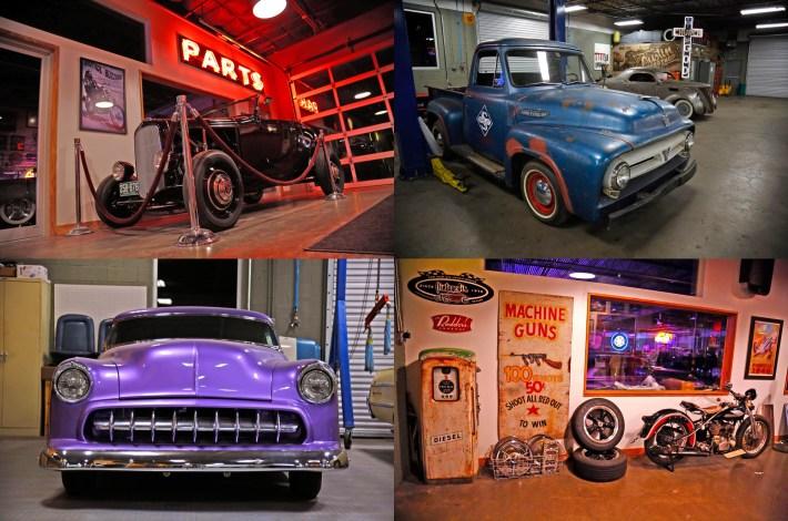 Austin Speed Shop Lead