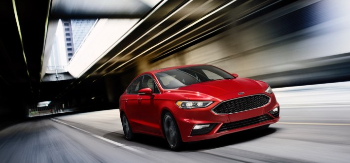 Ford Fusion Sport 1