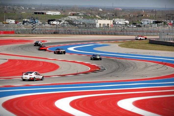 Pirelli World Challenge Lead 3.1