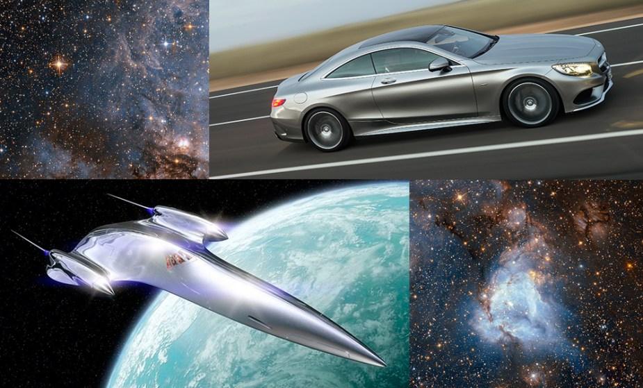Star Wars - Mercedes-Benz