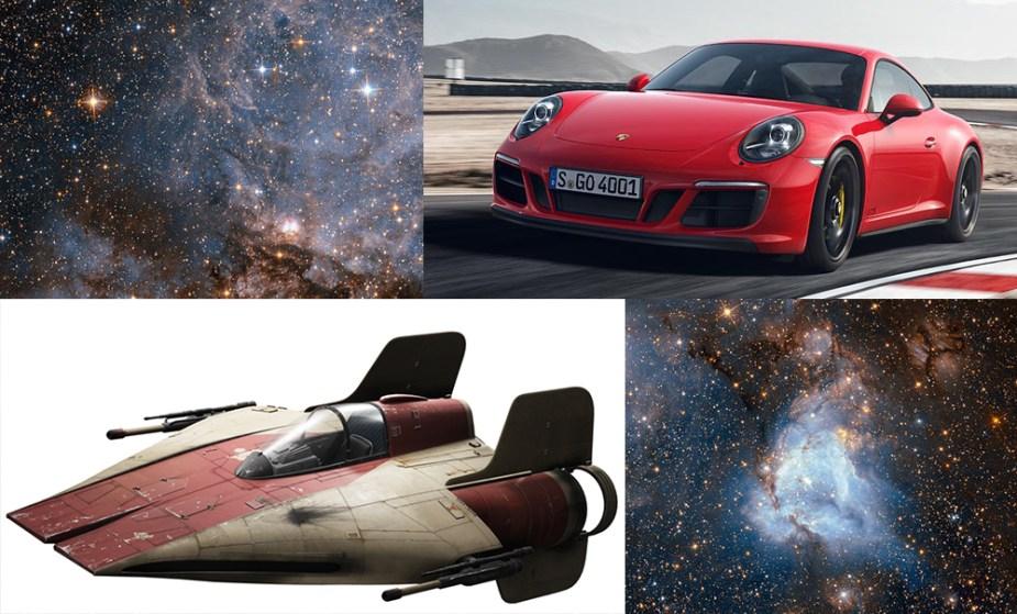 Star Wars - Porsche