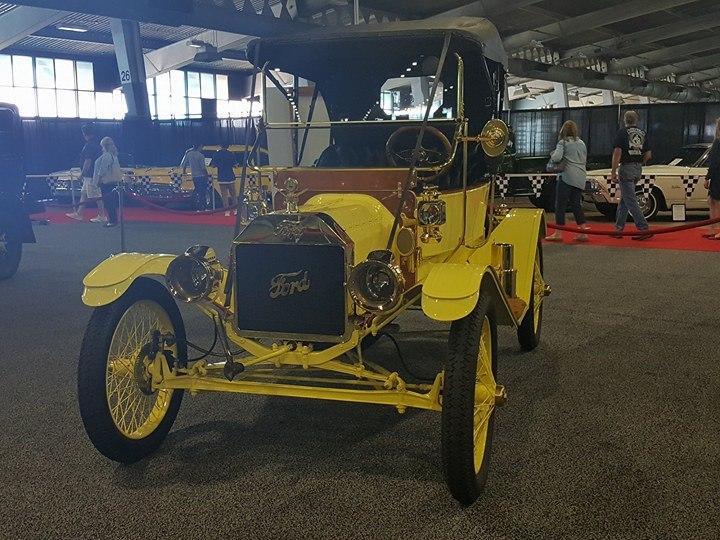 Tulsa Auto Show