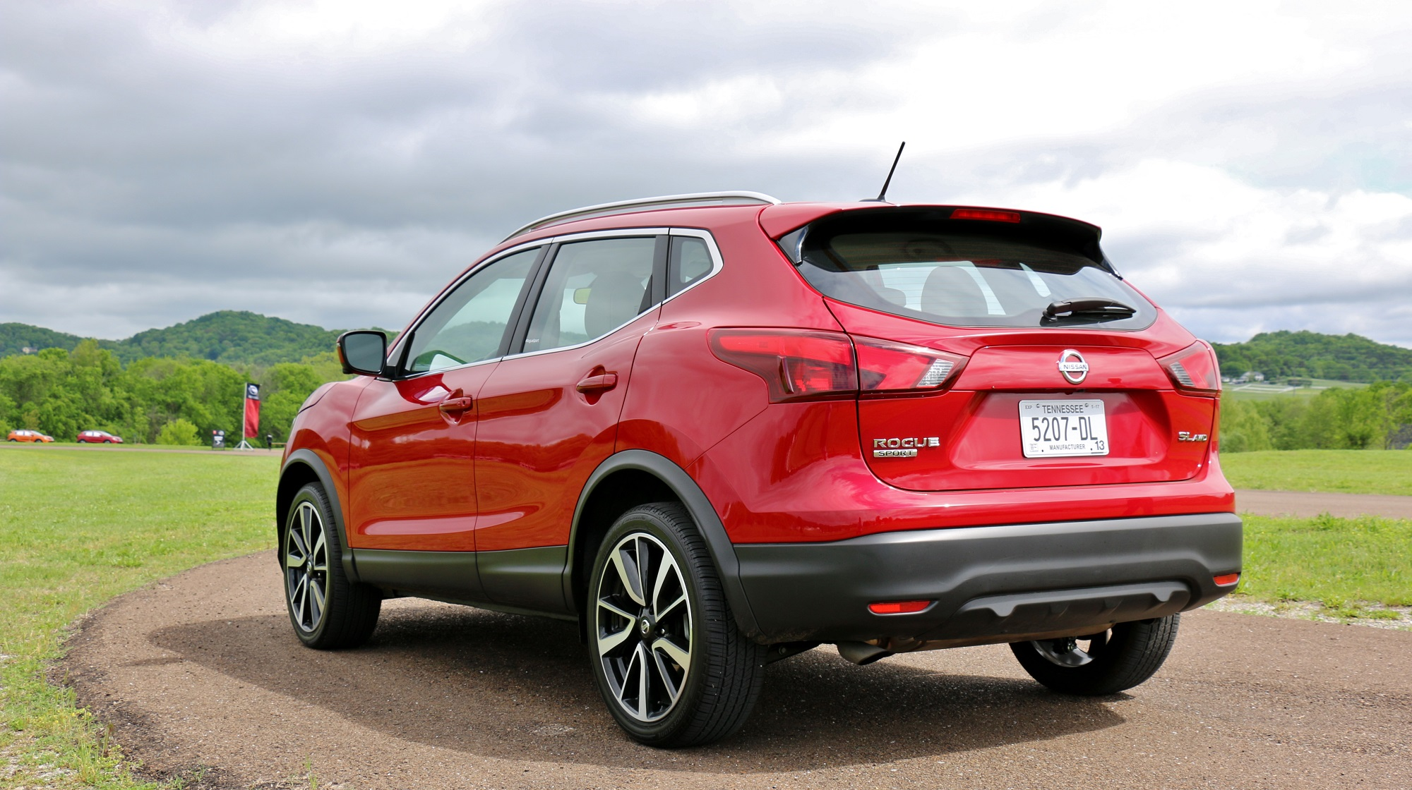 Quick Drive 2017 Nissan Rogue Sport  Carblog