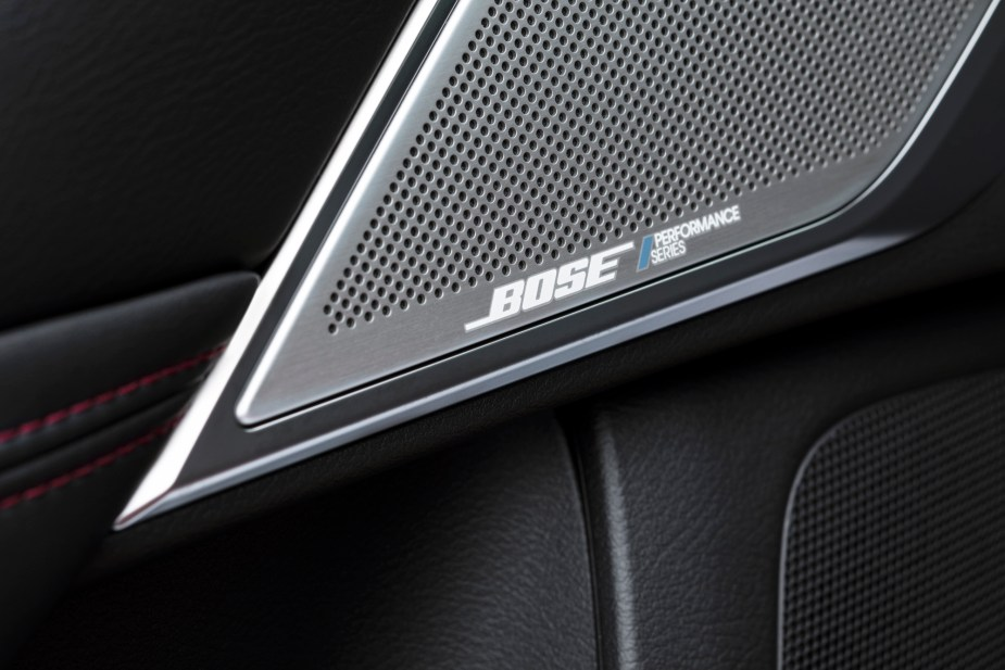 Bose Performance Series Audio System