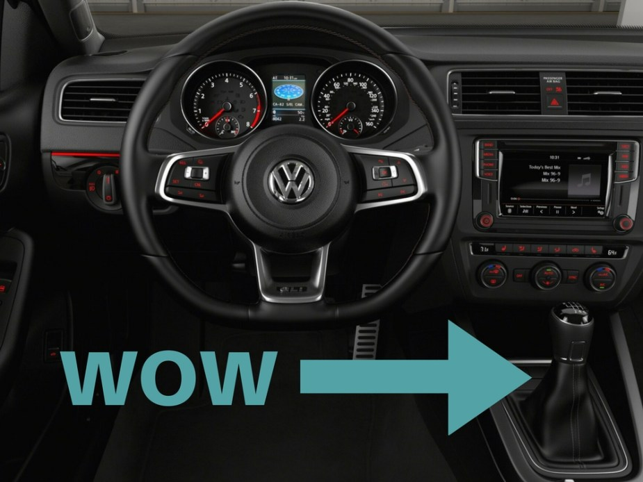 Carblog.com 2017 2018 Volkswagen Jetta GLI Death of a Manual Transmission Save the Manuals