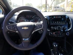 carblog.com 2017 2018 Chevy Chevrolet Cruze RS Hatchback New Car Review