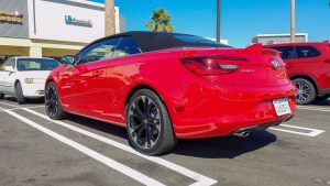 Carblog.com Buick Cascada Convertible Quick Drive Review Opinion
