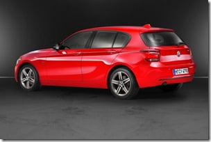 BMW 1 Series Official Picture (1)