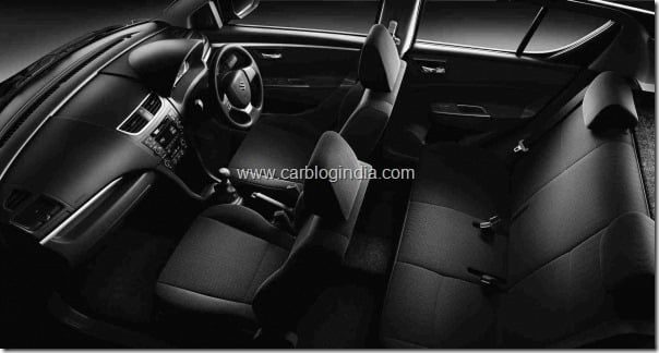 Confused between toyota etios liva diesel and swift diesel for Swift lxi o interior