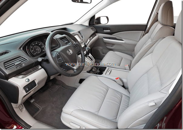 Honda CRV 2012 Official Pictures (3)
