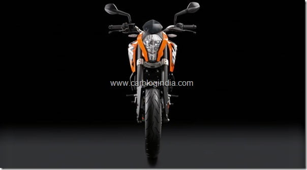 KTM Duke 200 CC Bike (2)
