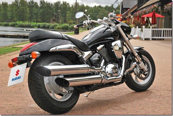 suzuki intruder m800 cruiser