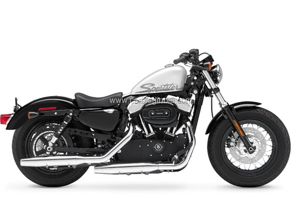 2011, XL1200X, Sportster, XL Forty-Eight, CANADA / MEXICO ONLY, right broadside