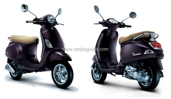Vespa LX 125 India Launch Soon (1)